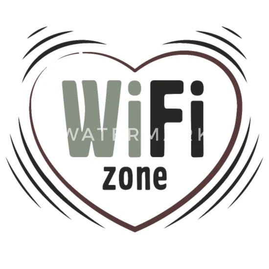 wifi zone mouse pad