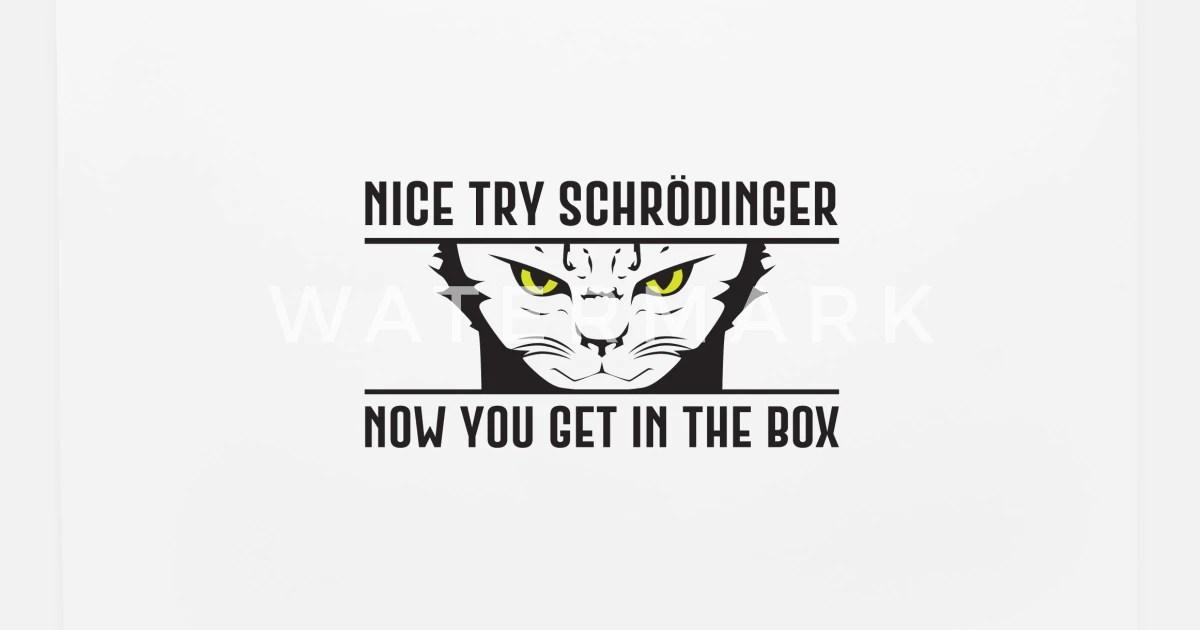 schrodinger s cat funny