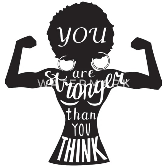 people afro strong quotes