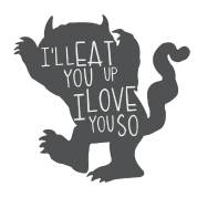 Download I'll eat you up I love you so T-shirt by Aries9x   Spreadshirt
