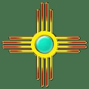 zia sun pueblo mexico
