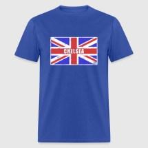 Chelsea Union Jack T-shirt Spreadshirt