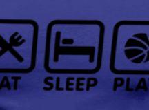 Eat Sleep Play Basketball T-Shirt | Spreadshirt
