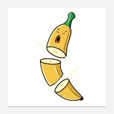funny banana water bottle