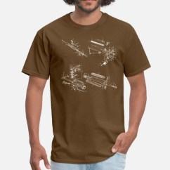 M16 Exploded Diagram Nissan Altima Parts Ar15 Men S T Shirt Spreadshirt Shirtar15