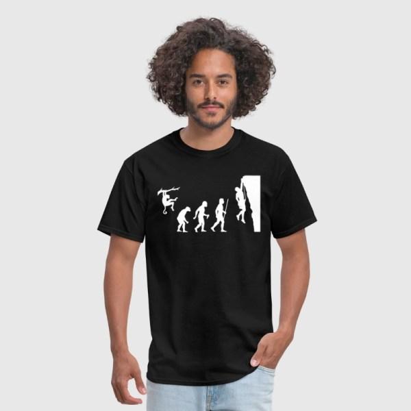 Evolution Rock Climbing Mcdesign Spreadshirt