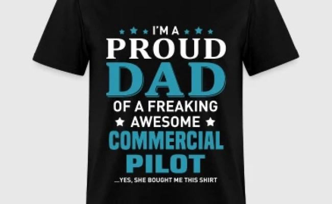 Shop Pilot Funny T Shirts Online Spreadshirt