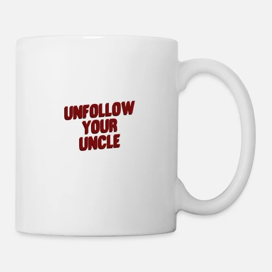 unfollow your uncle coffee