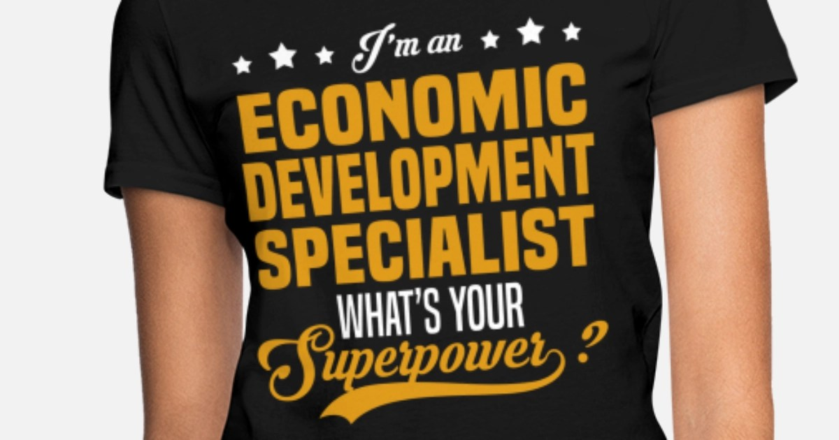 Economic Development Specialist Cover Letter