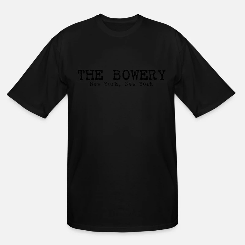 the bowery new york