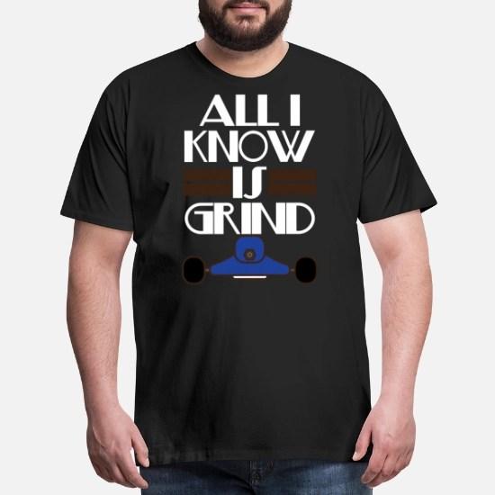 inspirational grind tshirt design
