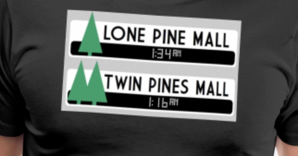 lone pine mall twin