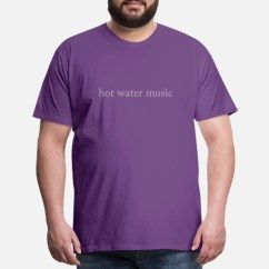 Hot Water Music Shirt Electric Heater Element Wiring Diagram Men S Premium T Spreadshirt Front