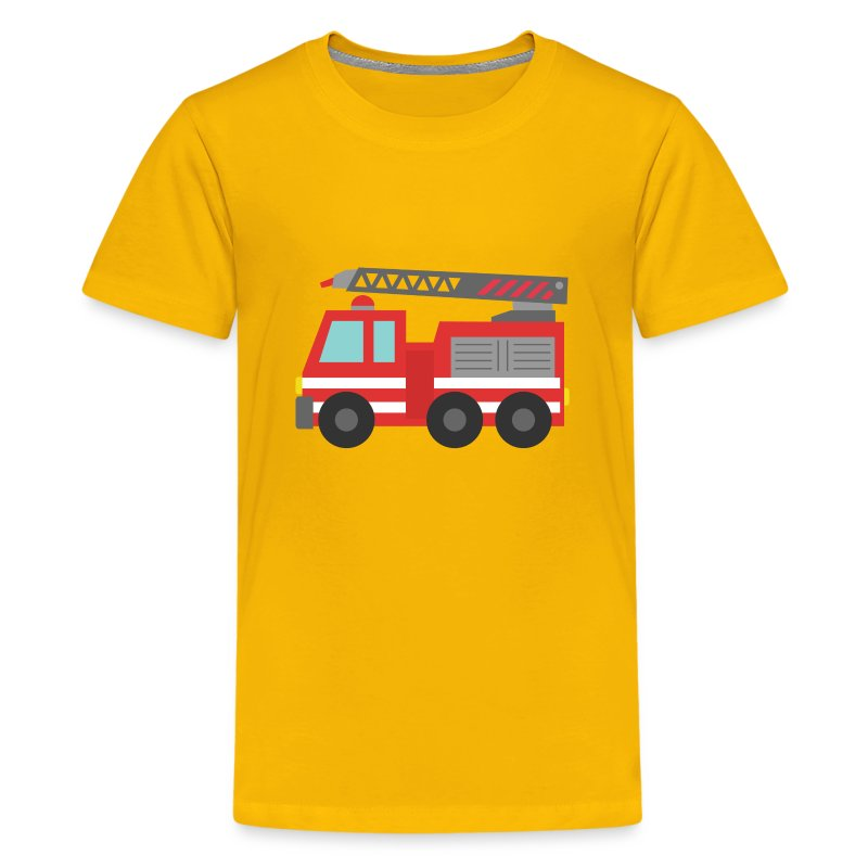 cute red fire truck TShirt  Spreadshirt