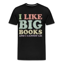 Big Books T-shirt Spreadshirt