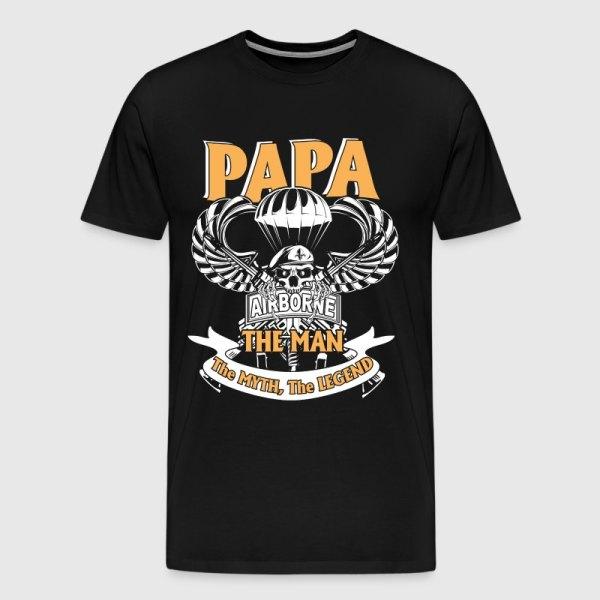 Airborne 101st Paratrooper 82 T-shirt Spreadshirt