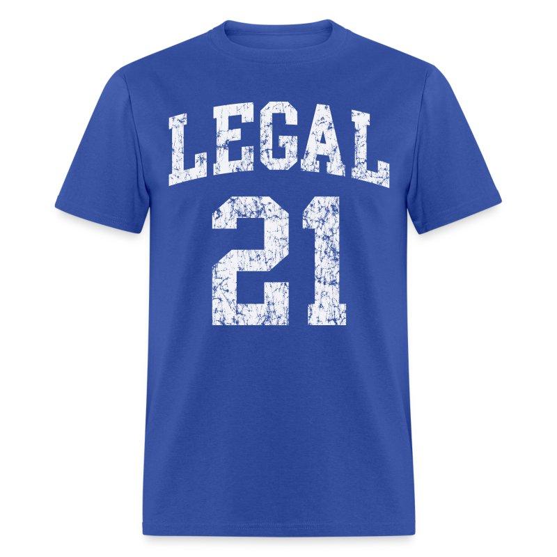 21st Birthday Group Shirts