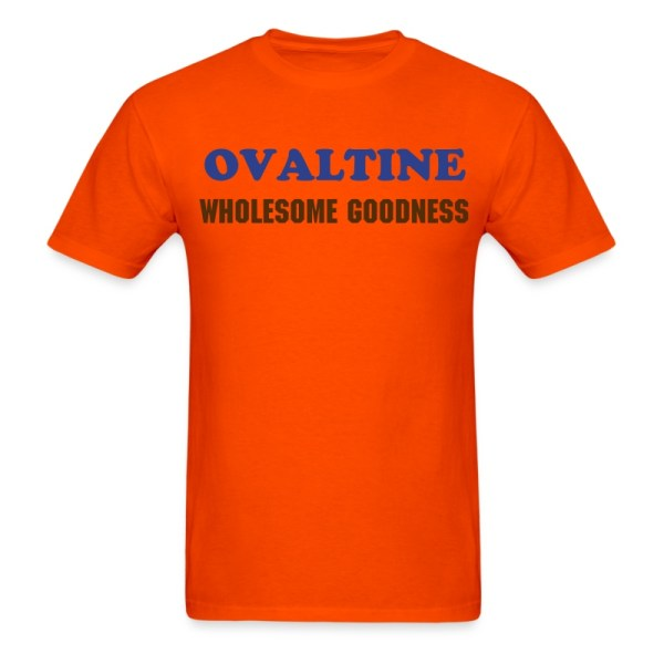 Ovaltine Wholesome Goodness - T-shirt T