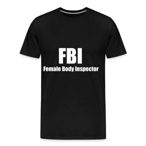 Fbi T-shirt Spreadshirt
