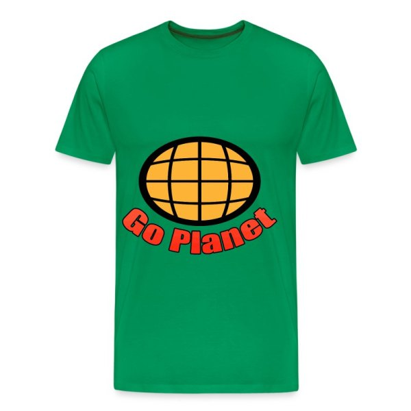 Planet - Captain Planeteers T-shirt