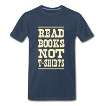 T-Shirts About Reading Books