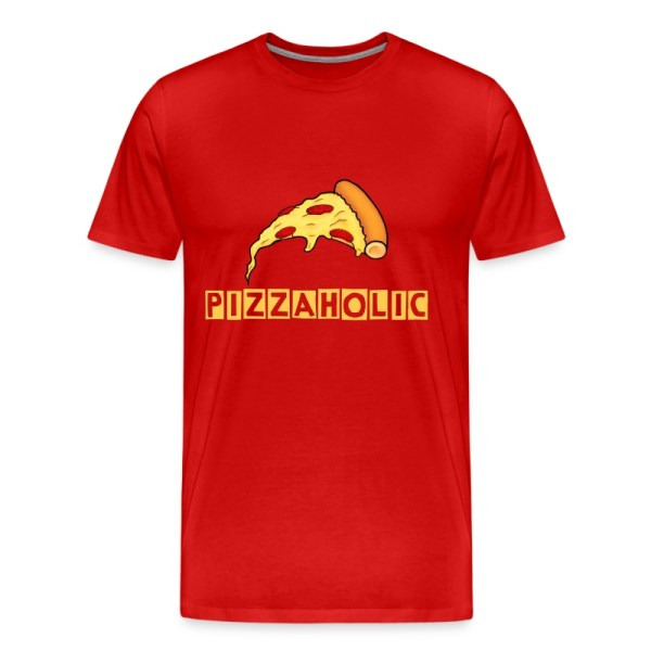 Pizza T-shirt Spreadshirt
