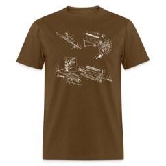 M16 Exploded Diagram 1999 Subaru Legacy Radio Wiring Shower Cookie Ar15m16 Mens T Shirt Ar15