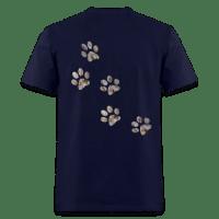 PAW PRINTS T-Shirt | Spreadshirt