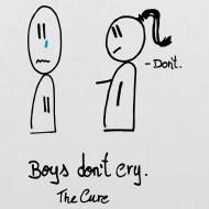 Design ~ Boys Don't Cry
