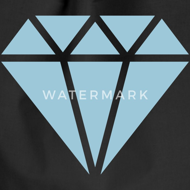 Sac Diamant Triangle Symbole Infini Toujours Amour