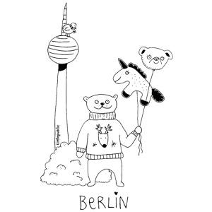 1640 malvorlagen berliner fernsehturm Coloring and