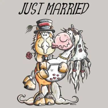 Ehepaar  Brautpaar Krug  Spreadshirt