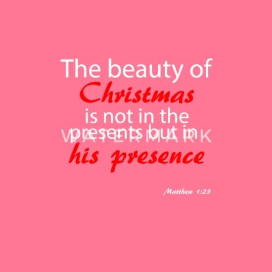 bible verse christmas christian