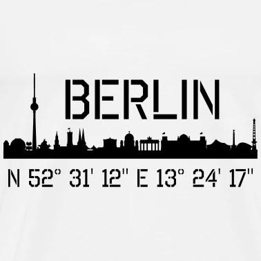 Martin Luther Unterschrift Männer Premium T-Shirt