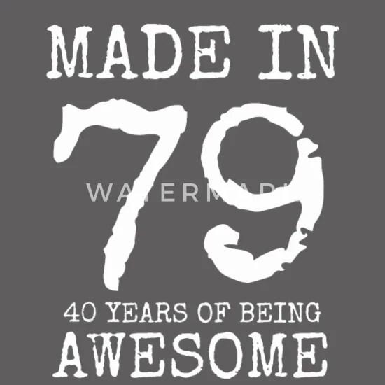 40th birthday sayings birthday