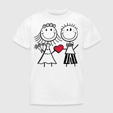 Suchbegriff Strichmnnchen Hochzeit TShirts online bestellen  Spreadshirt