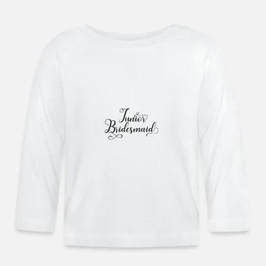 Suchbegriff Brautjungfer Baby Langarmshirts online