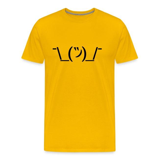 individuelle t shirts männer