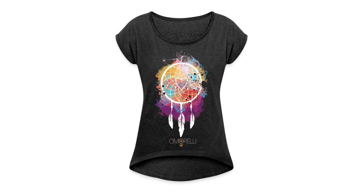 Cimorelli UK  Dream Catcher Tee Shirt  Womens Tshirt