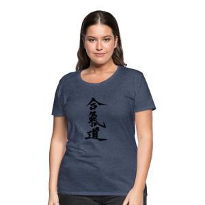 Koszulka damska Premium aikido