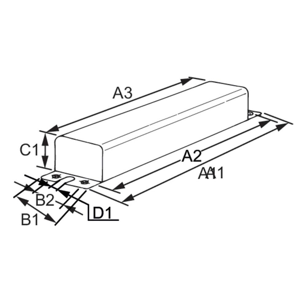 1000d14g07 Cooper Ballast Wiring Diagram