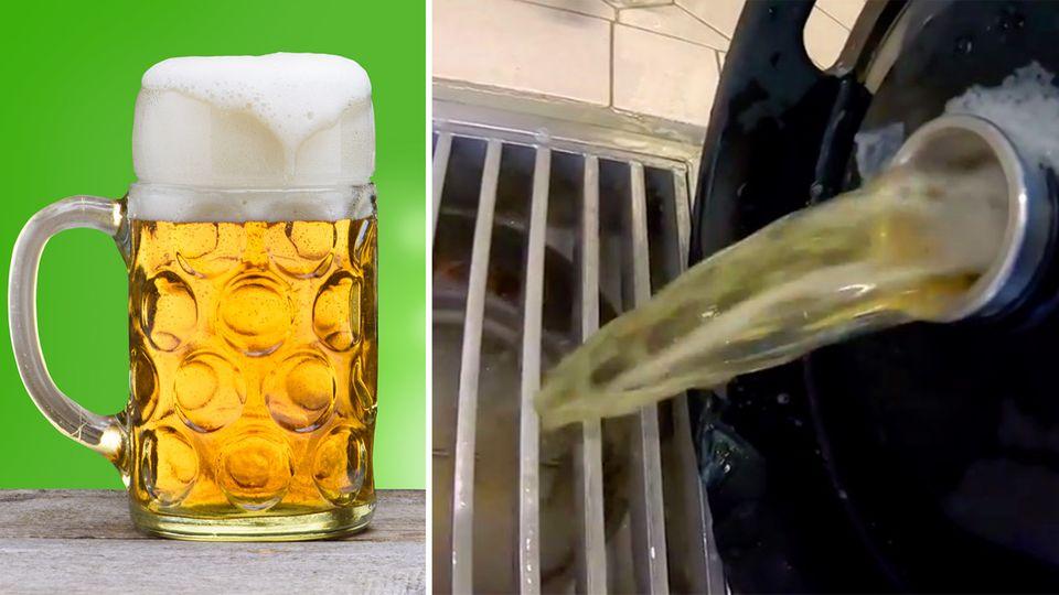 bierbrauer in corona not diese bilder schmerzen jeden bier liebhaber video