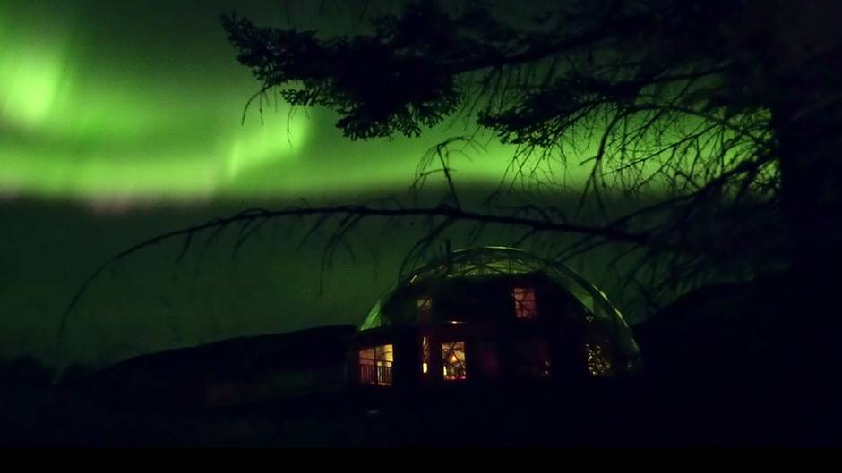 Auch in den langen Wintern bietet das Haus ein kuscheliges Klima. © Vimeo