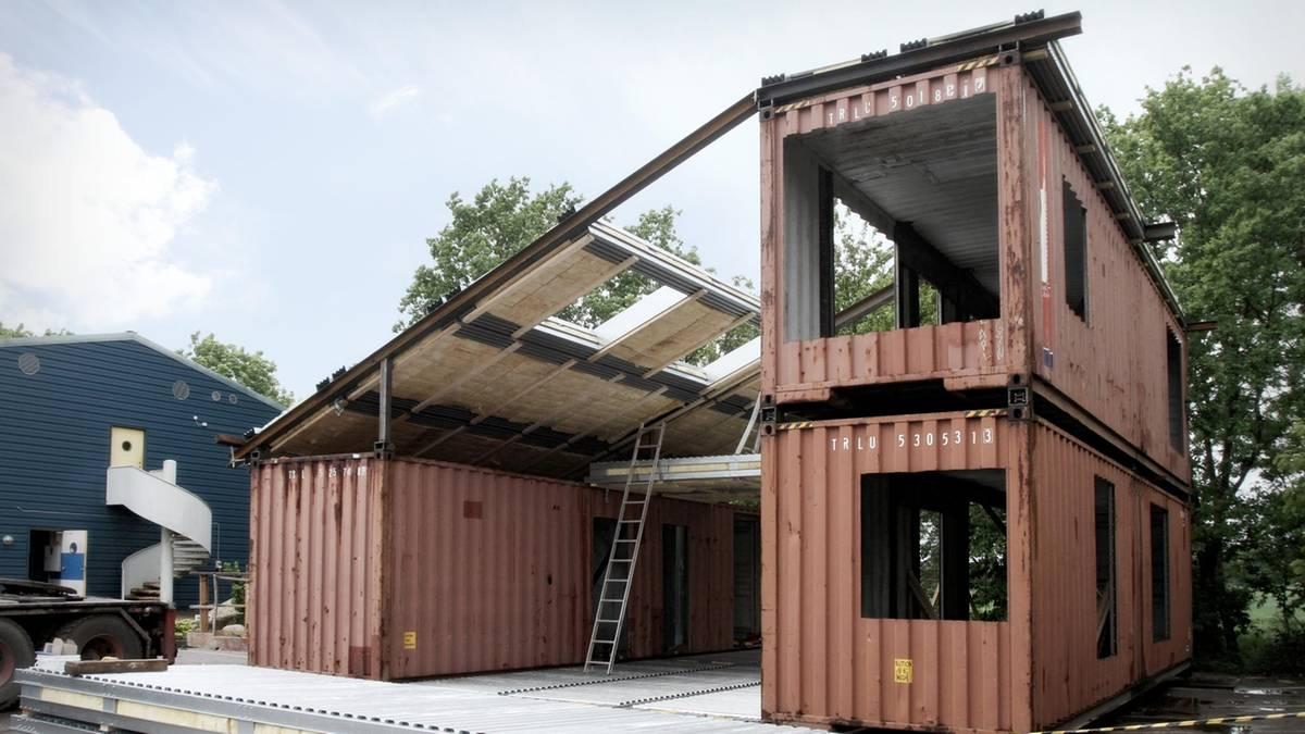 container haus hersteller sterreich design minihaus eunido cube4. Black Bedroom Furniture Sets. Home Design Ideas