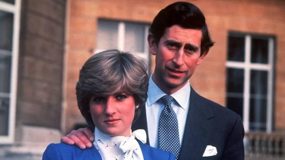 Prinz Charles weinte in der Nacht vor der Hochzeit mit Diana  STERNde