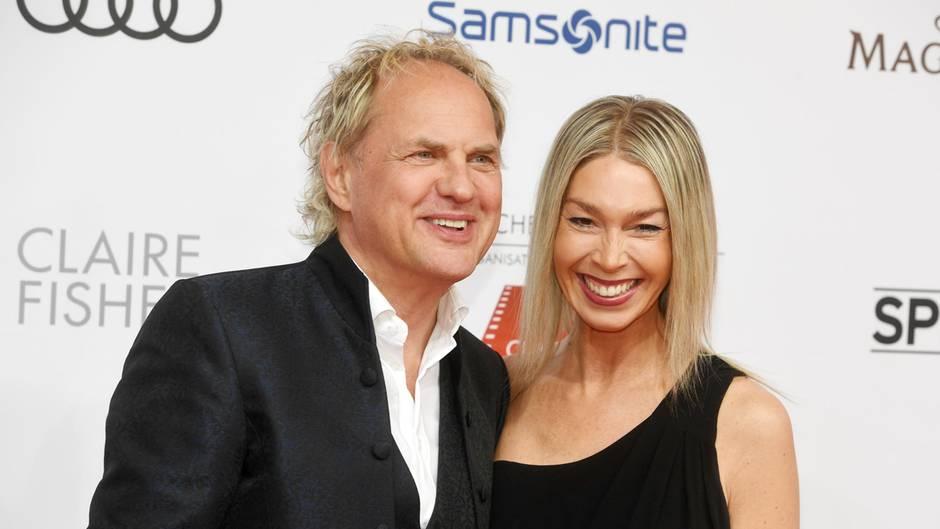 Uwe Ochsenknecht will Partnerin Kirsten Viebrock heiraten