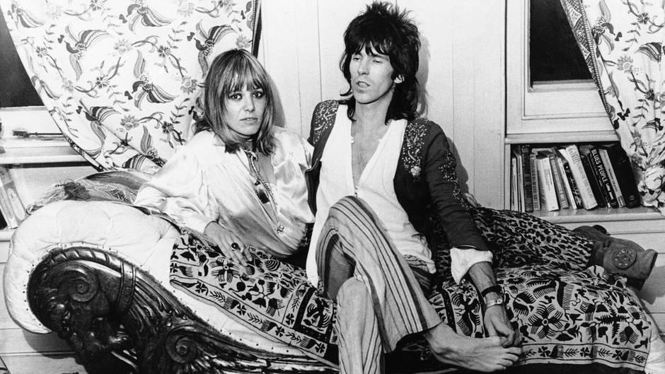 Anita Pallenberg ist tot  Rolling Stones Club Aachen