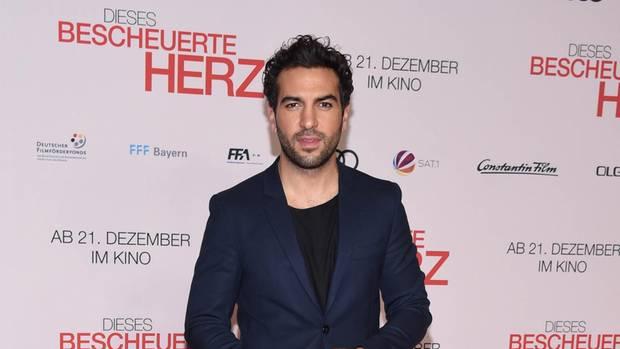 Elyas MBarek Seine neue Frisur bringt Fans zum