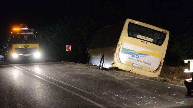 Nachrichten aus Deutschland: Unfall in Luckau