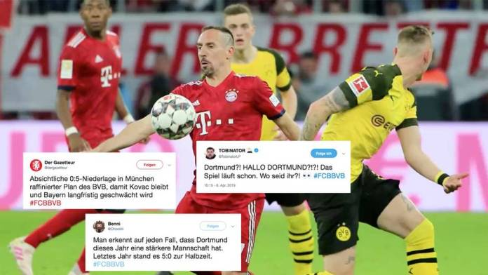 #FCBBVB network reactions:
